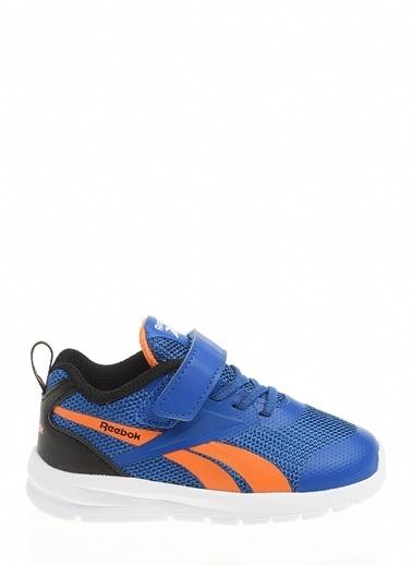 Reebok Reebok FW8456 Rush Runner 3.0 Alt ÇırÇıtlı Erkek Çocuk Yürüyüş Ayakkabı Mavi